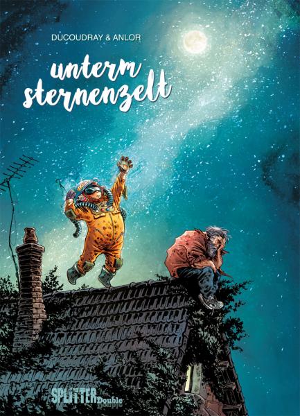 unterm Sternenzelt - Das Cover