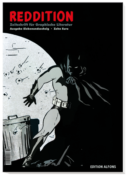 Reddition 67: Dossier Die großen Batman-Klassiker - Das Cover