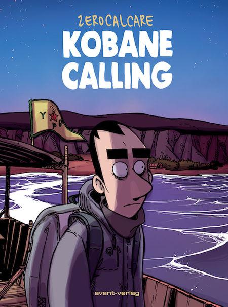 Kobane Calling - Das Cover
