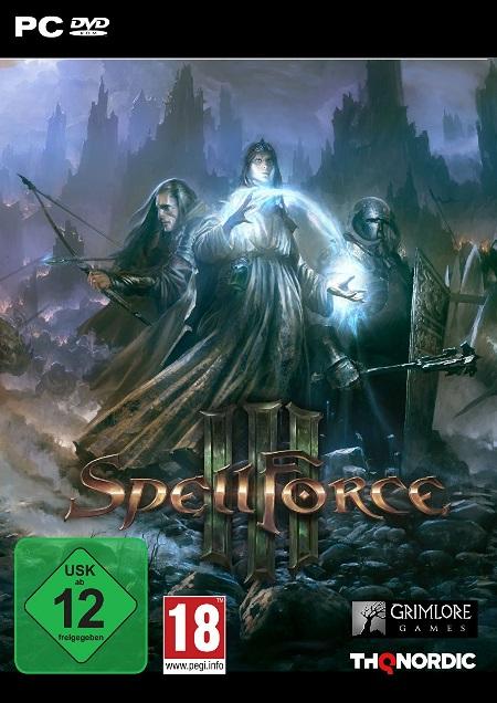 SpellForce 3 - Der Packshot