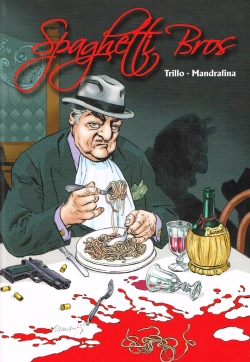 Spaghetti Bros 1 - Das Cover