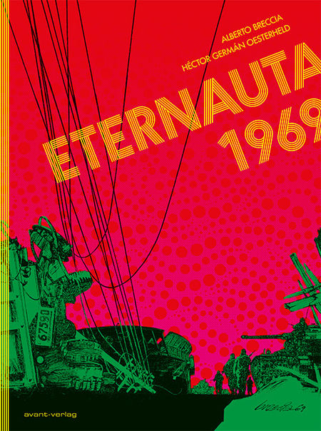 Eternauta 1969 - Das Cover