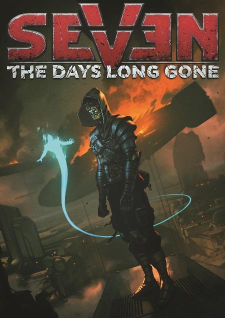 Seven: The Days Long Gone - Der Packshot