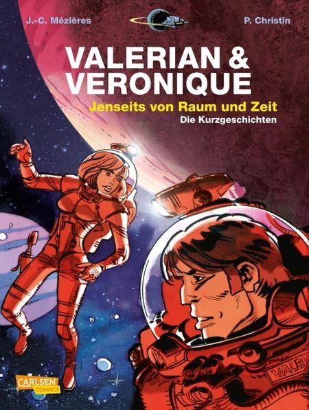 Valerian und Veronique: Jenseits von Raum und Zeit - Das Cover