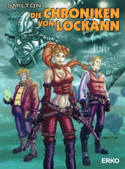 Die Chroniken von Lockann 1 - Das Cover
