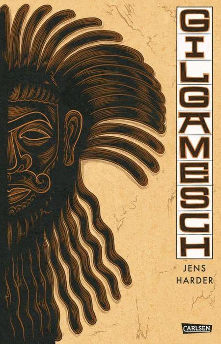 Gilgamesch - Das Cover