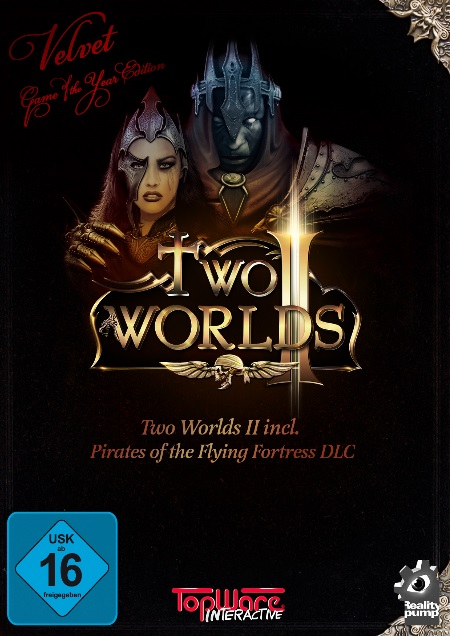 Two Worlds II HD - Der Packshot
