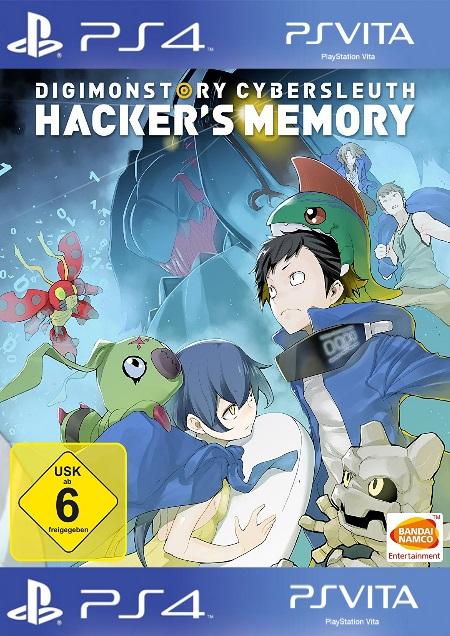 Digimon Story: Cyber Sleuth - Hacker's Memory - Der Packshot