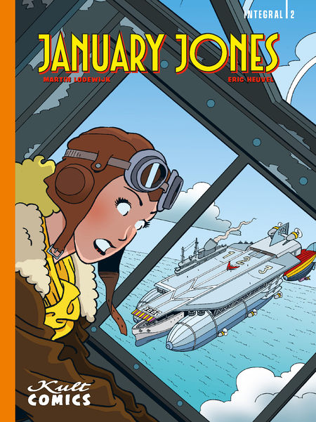January Jones – Integral 2 - Das Cover