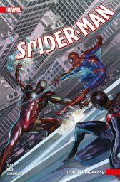 Spider-Man 3: Tödliche Geheimnisse - Das Cover