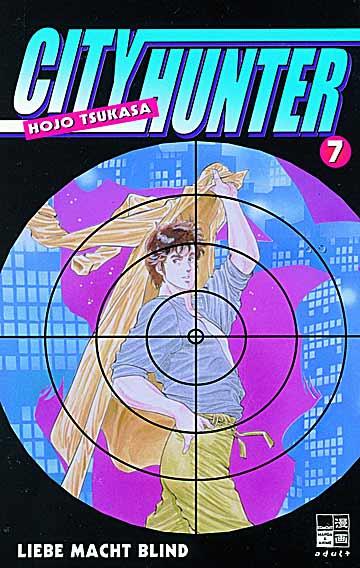 City Hunter 7 - Das Cover