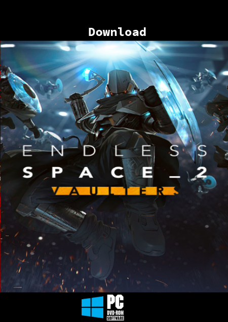 Endless Space 2: Vaulters - Der Packshot