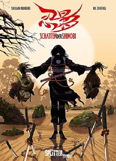 Schatten der Shinobi - Das Cover