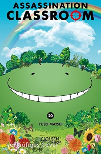 Assassination Classroom 20 - Das Cover