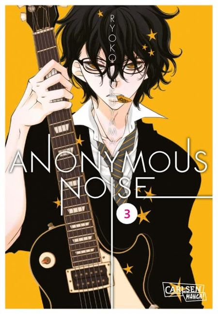 Anonymous Noise 3 - Das Cover