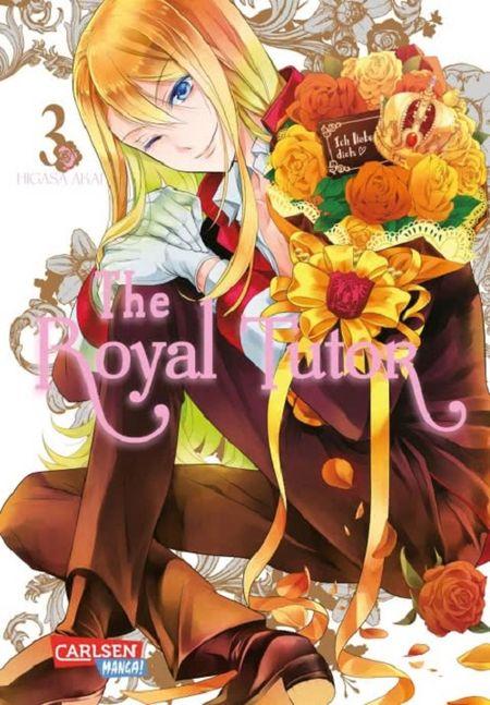 The Royal Tutor 3 - Das Cover