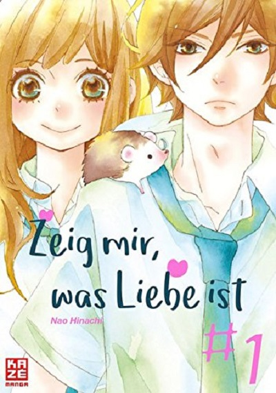 Zeig mir, was Liebe 1 - Das Cover