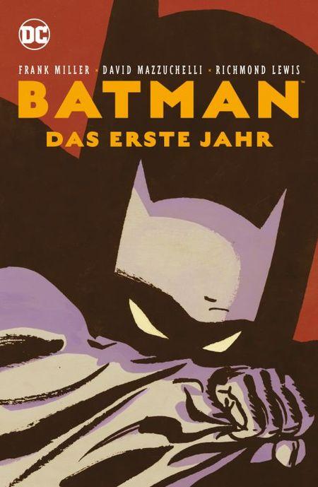 Batman – Das erste Jahr - Das Cover