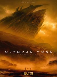 Olympus Mons 1: Anomalie Eins - Das Cover
