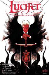 Lucifer - Mein Wille geschehe 3 - Das Cover