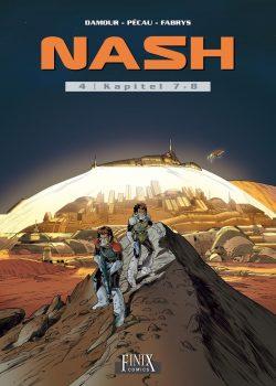Nash Gesamtausgabe 4 - Das Cover