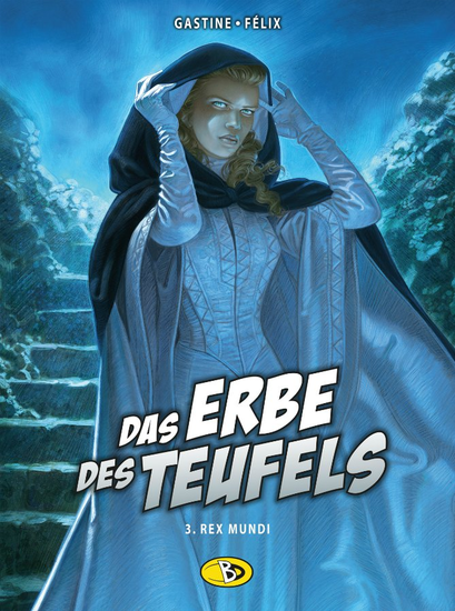 Das Erbe des Teufels 3: Rex Mundi - Das Cover