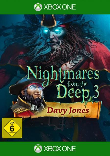 Nightmares from the Deep 3: Davy Jones - Der Packshot