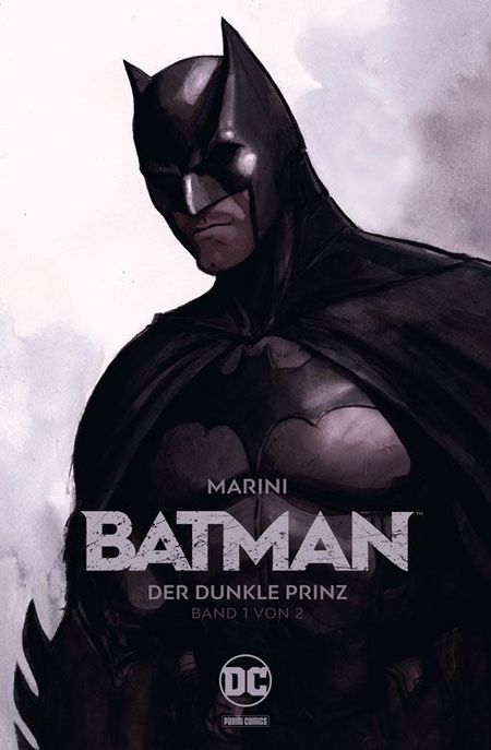 BATMAN - DER DUNKLE PRINZ Band 1 - Das Cover