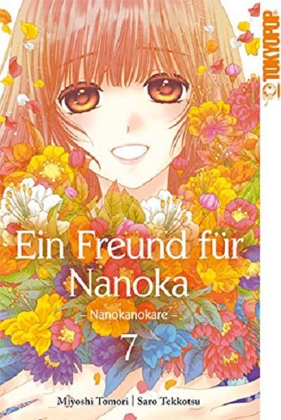 Ein Freund für Nanoka – Nanokanokare 7  - Das Cover