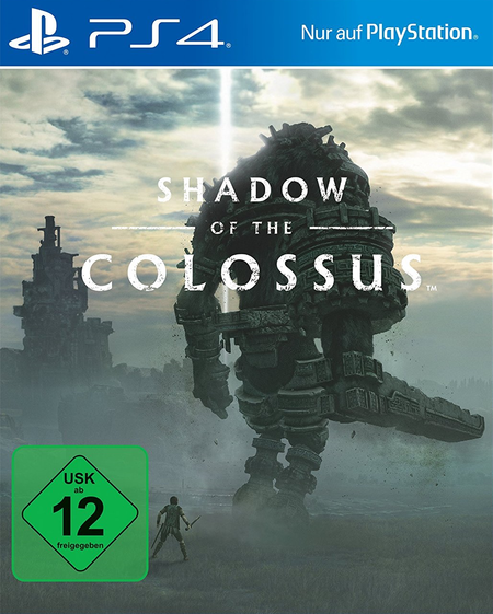Shadow of the Colossus (PS4) - Der Packshot