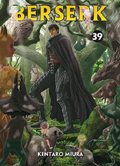 Berserk 39 - Das Cover