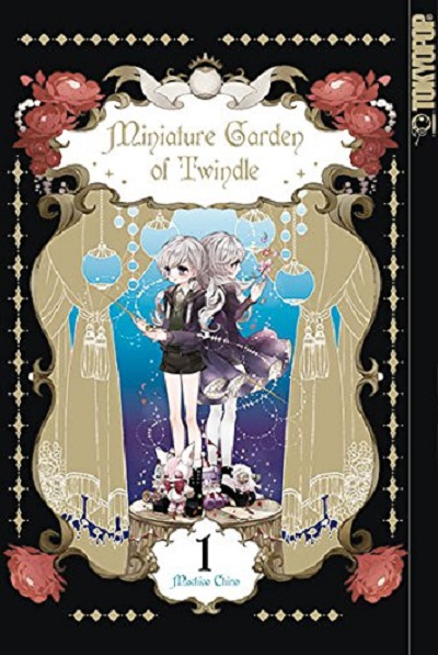 Miniature Garden of Twindle 1  - Das Cover