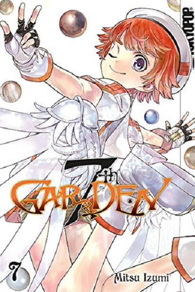 7th Garden 7 - Das Cover
