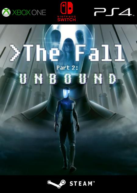 The Fall Part 2: Unbound - Der Packshot