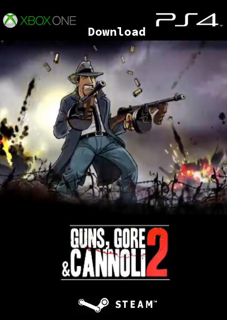 Guns, Gore & Cannoli 2 - Der Packshot