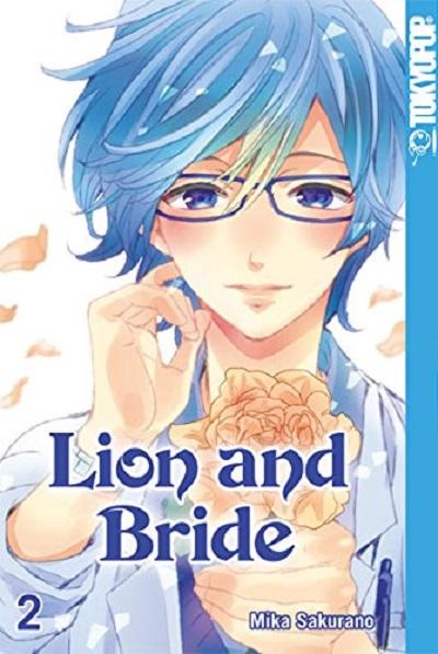Lion and Bride 2 - Das Cover