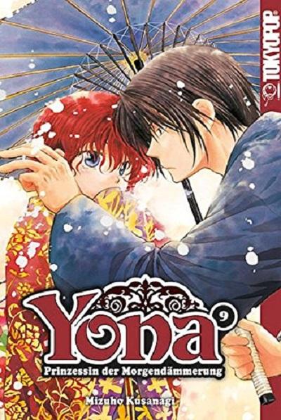 Yona - Prinzessin der Morgendämmerung 9 - Das Cover