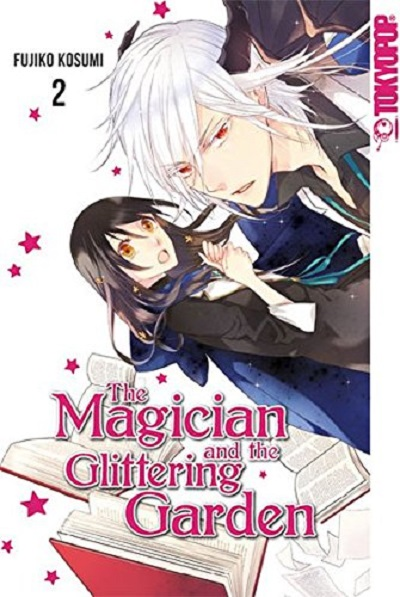 The Magician and the Glittering Garden 2 - Das Cover