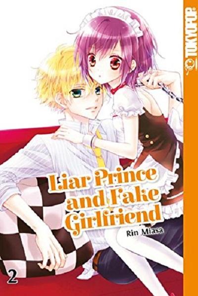 Liar Prince and Fake Girlfriend 2 - Das Cover