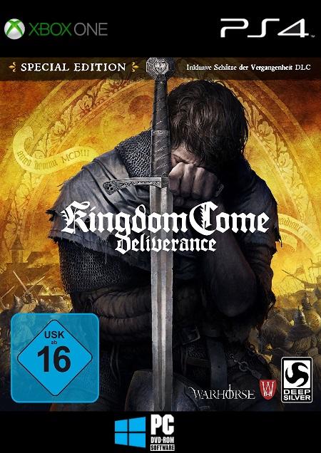 Kingdom Come: Deliverance - Der Packshot