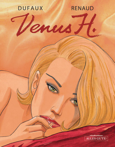 Venus H. Gesamtausgabe - Das Cover