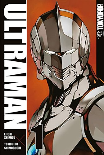 Ultraman 01 - Das Cover