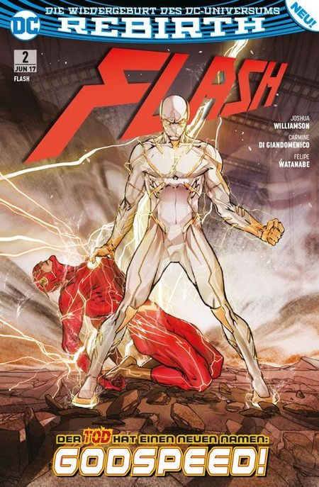 Flash 2 - Das Cover