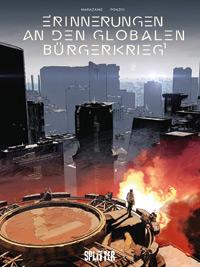 Erinnerungen an den globalen Bürgerkrieg 1 - Das Cover