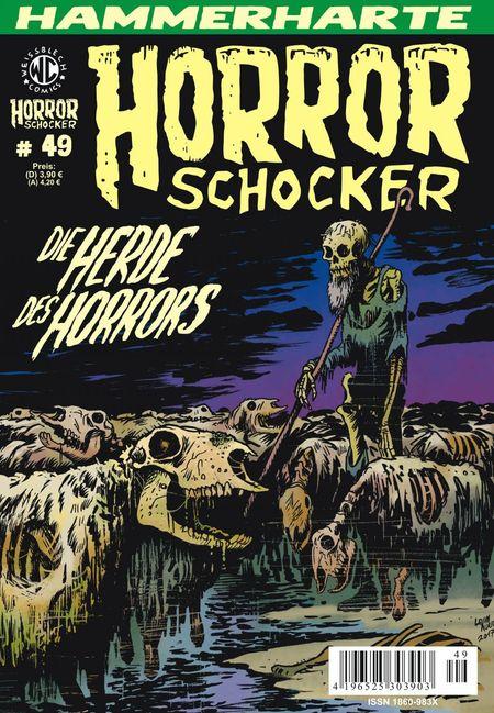 Horrorschocker 49 - Das Cover