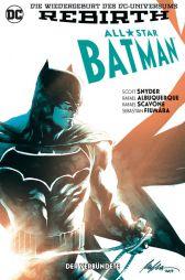 All-Star Batman 3: Der Verbündete - Das Cover