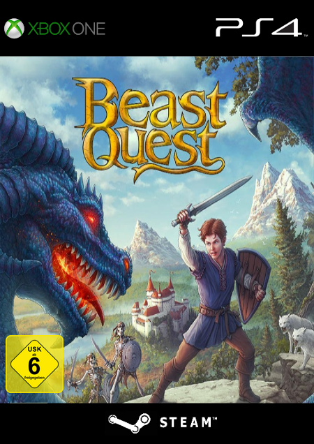 Beast Quest - Der Packshot