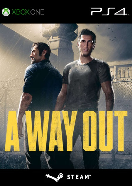A Way Out - Der Packshot