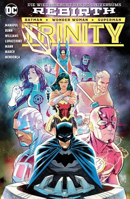 Trinity 2: Tod aus dem All  - Das Cover