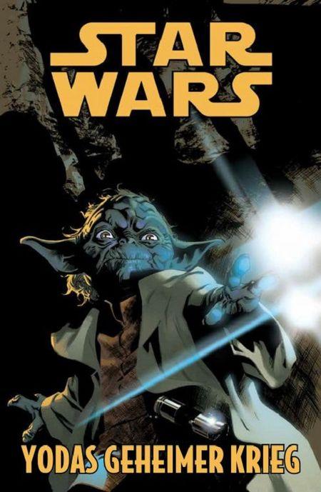 Star Wars Sonderband 100: Yodas geheimer Krieg  - Das Cover
